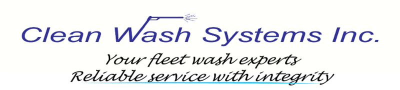 Clean Wash Systems Fleet and Truck Washing